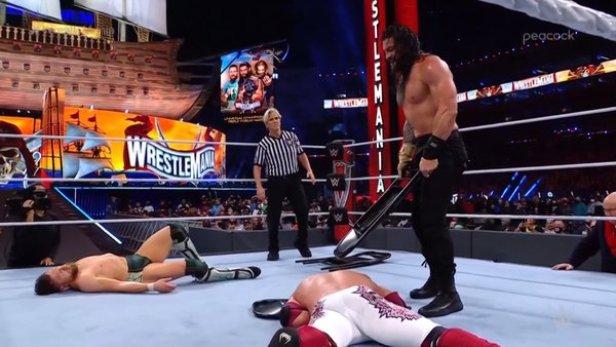 8 WWE WrestleMania 37 - Night 2 Impulse Reactions – Page 8