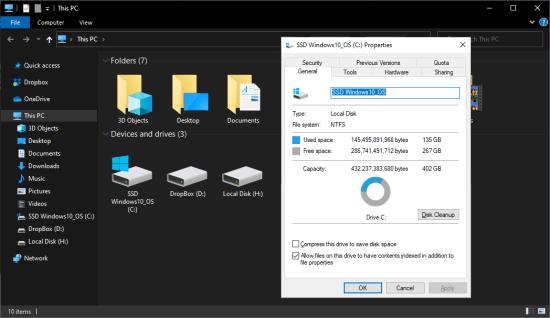 Schwerwiegender Gerätehardwarefehler - Windows-Taste + E - Datei-Explorer - 2 - Windows 10