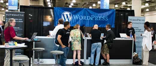 Blog gian hàng WordPress