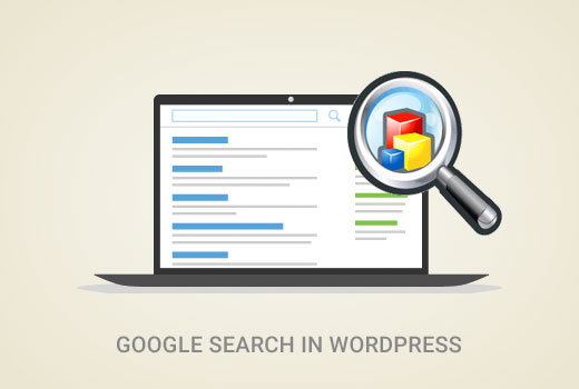 Cara Menambahkan Pencarian Google di WordPress