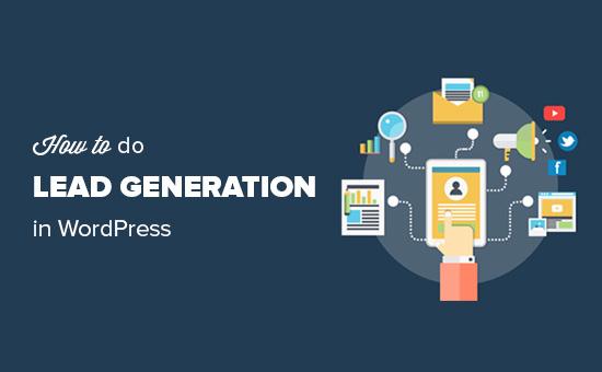 Cách tạo thế hệ dẫn trong WordPress