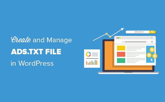 How to create and manage Ads.txt file in WordPress
