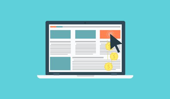 Pay per click ads