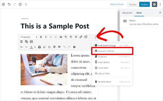 convert-to-blocks-wp-block-editor