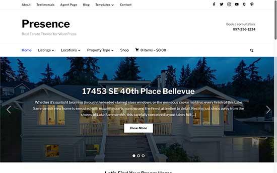 Presence Real Estate