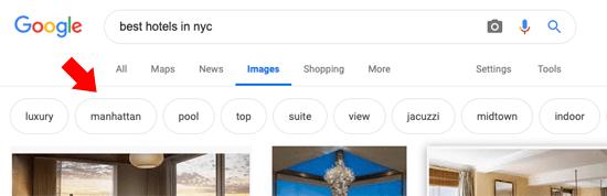 Блог SEO - Подсказка по поиску картинок