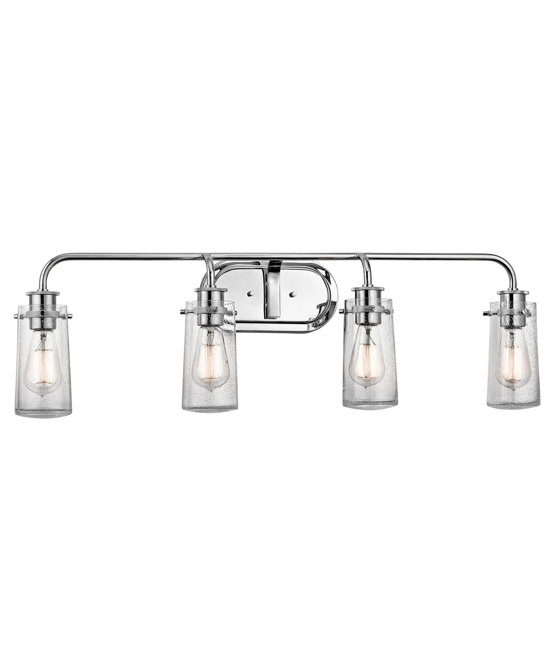 4 Light Bathroom Vanity Fixture