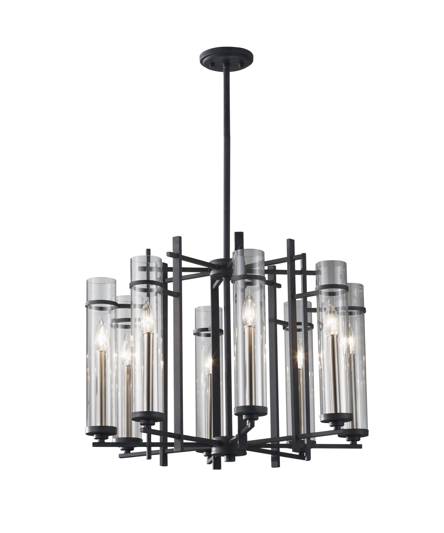 Murray Feiss F 8 Ethan 26 Inch Chandelier