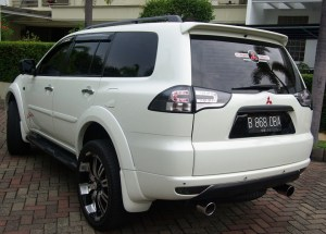 My perfect Mitsubishi Pajero Sport 3DTuning  probably the best car configurator!