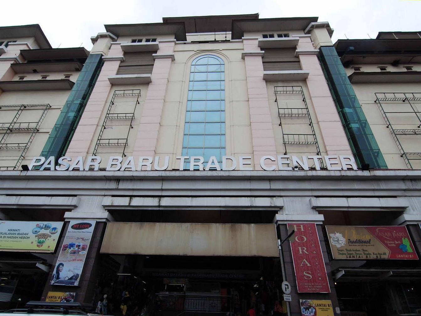 Golden Flower Hotel Bandung - Pasar Baru Trade Center