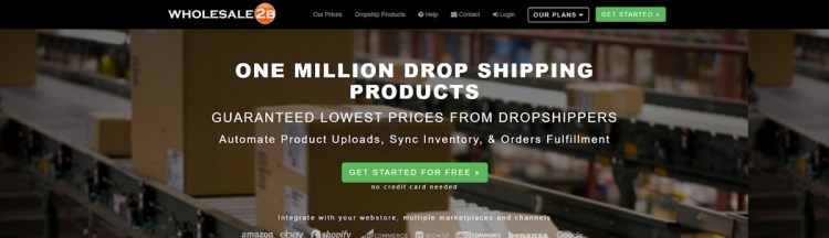 Best dropshipping websites - Wholesale2B