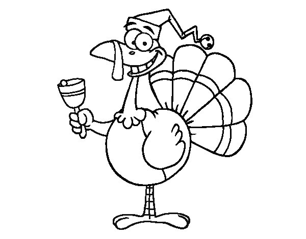 Coloring Pages Of A Turkey Best Exclusive Hunting Coloring Pages