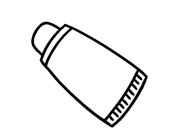 toothpaste coloring page coloringcrew com
