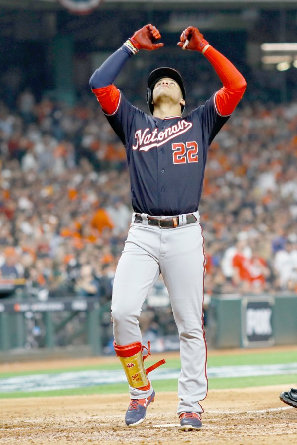 Nats make Astros ace Cole look downright ordinary