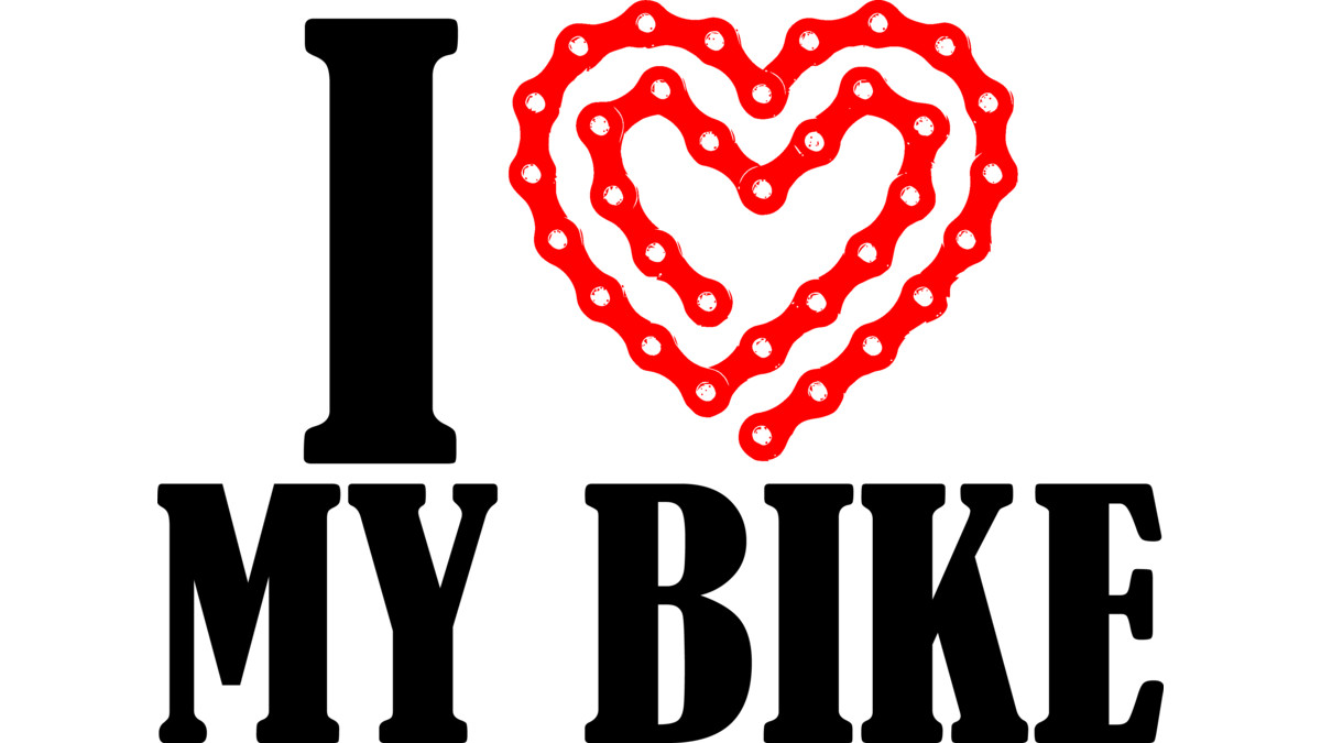 Image result for i love my bike
