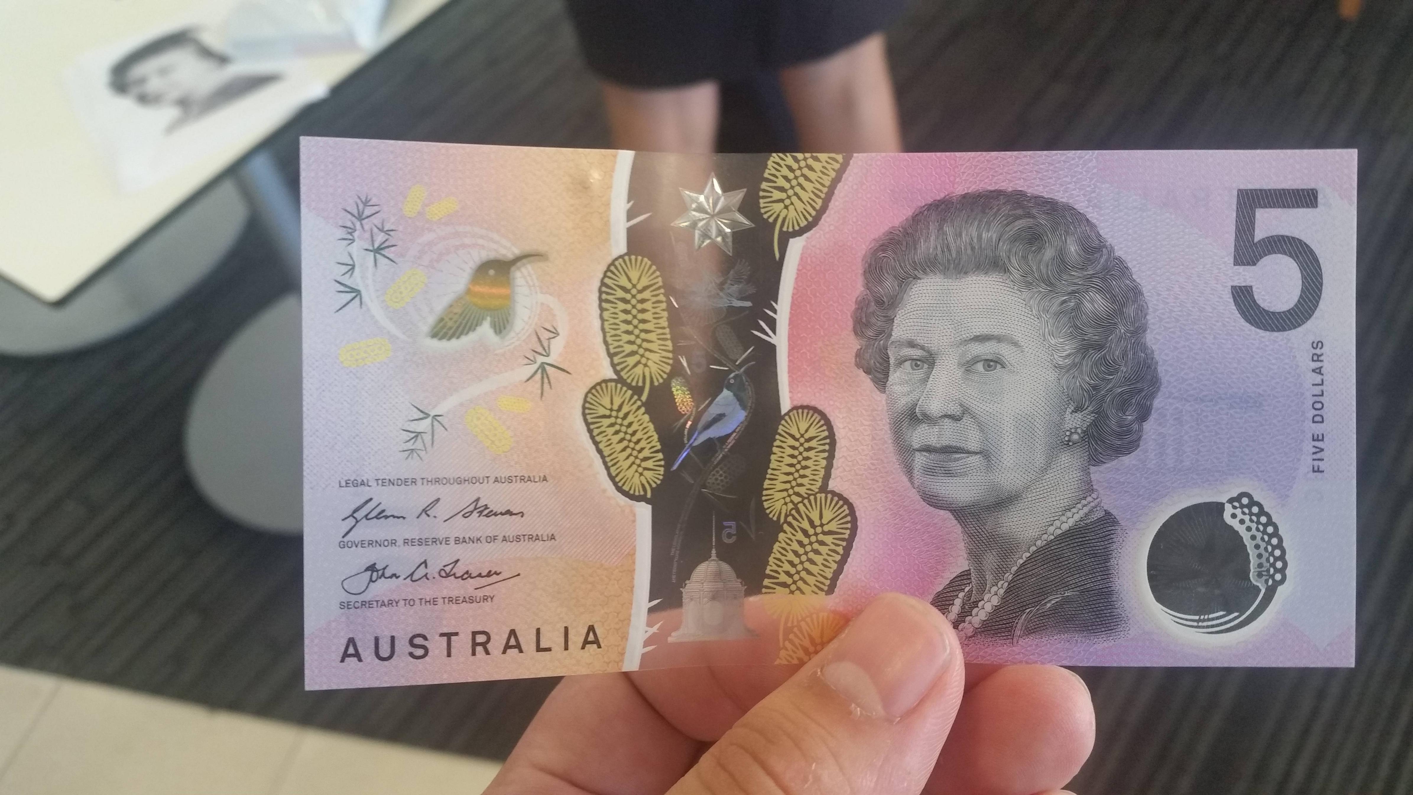 Why Australia S New Five Dollar Bill Is Newsworthy Kids