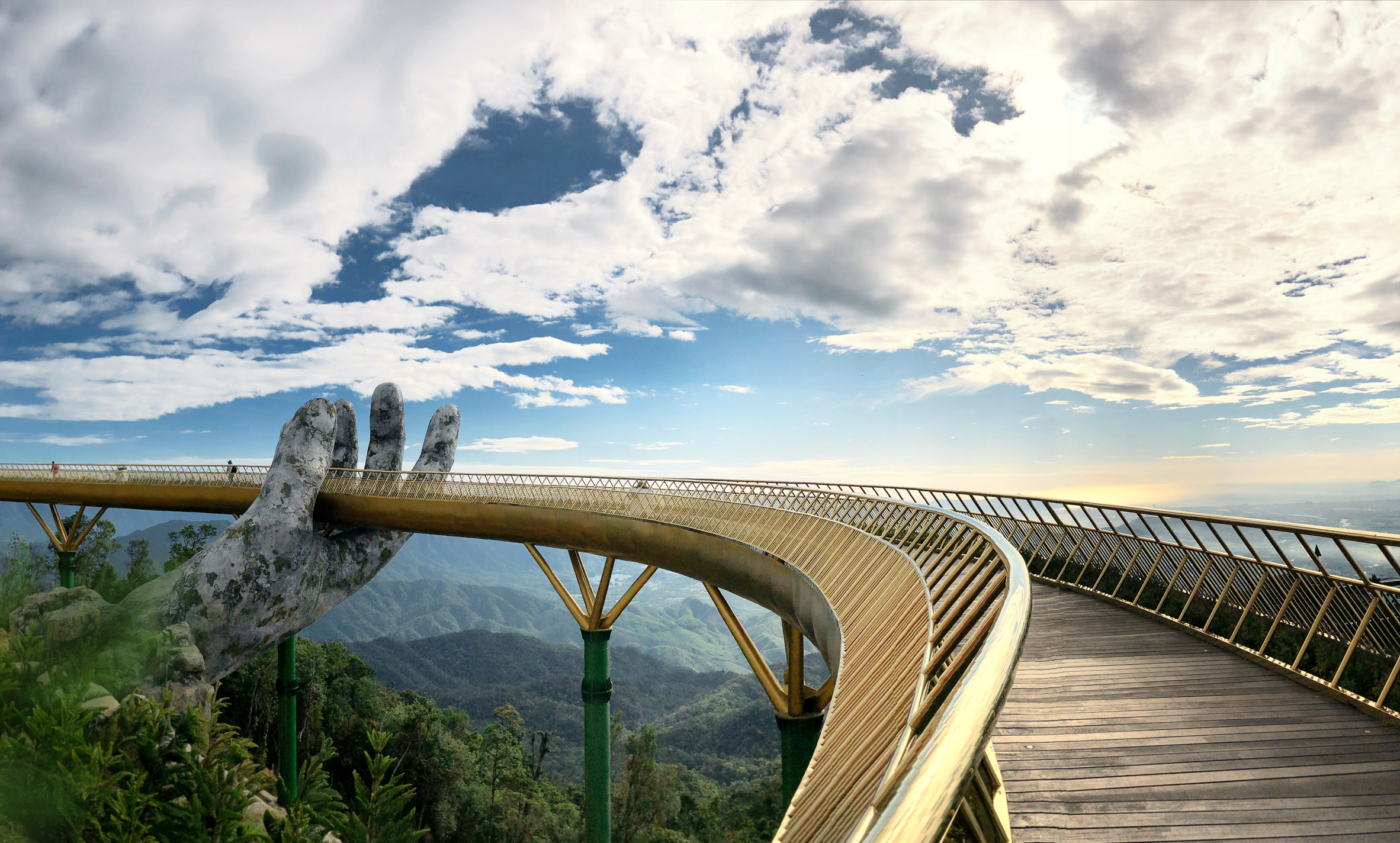 Vietnam S Cau Vang Bridge Is Like None Other Kids News Article