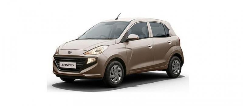 2019 Hyundai Santro Car For Sale In Himatnagar Id