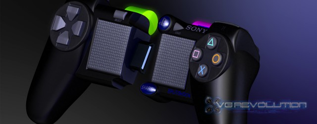 Rumor Another Playstation 4 Controller Revealed