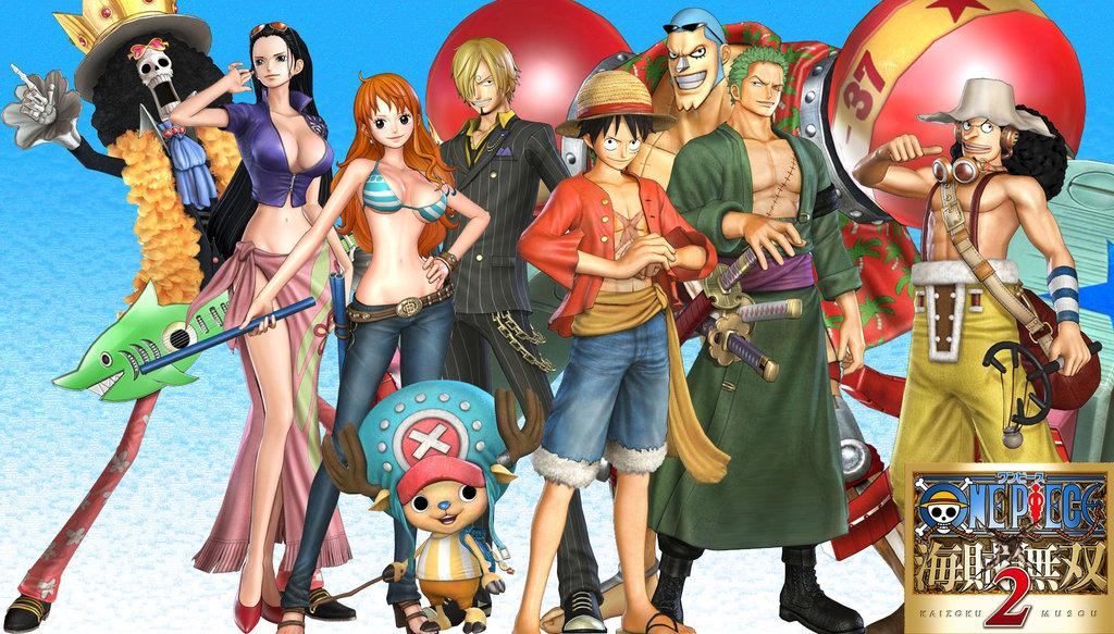 The Straw Hat Pirates Make A Triumphant Return In One