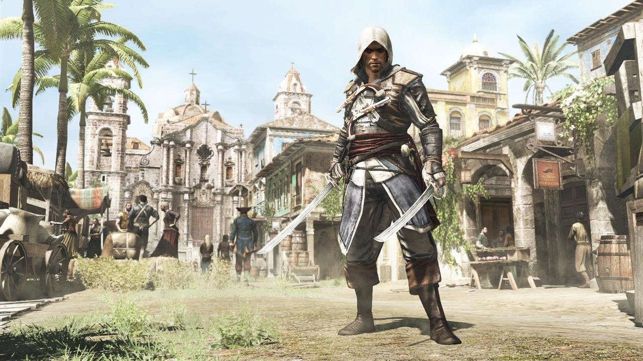 Assassins Creed IV Differences Between PS4Xbox OnePC