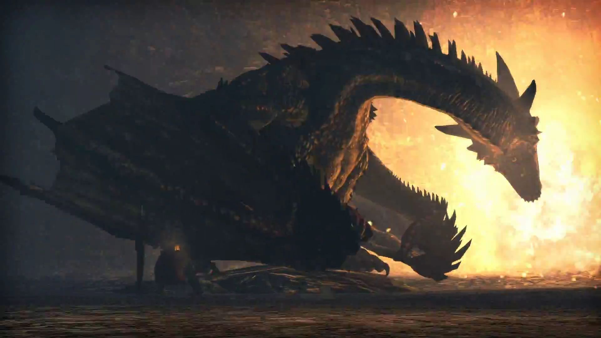 Dragons Dogma Onlines First Trailer Has Some Of The Best