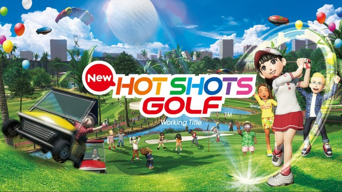 Hot Shots Mobile could be here before Hot Shots on PS4!?!