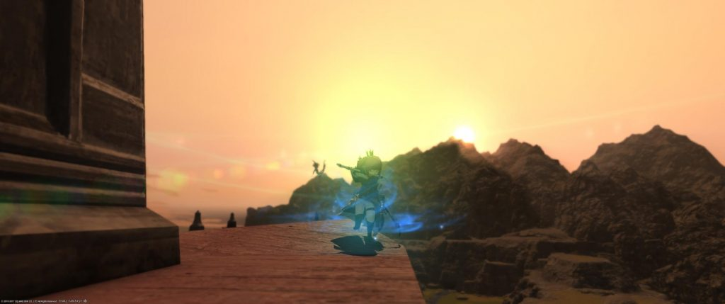New Final Fantasy XIV: Stormblood Screenshots from Naoki Yoshida Show New Classes, Areas and More