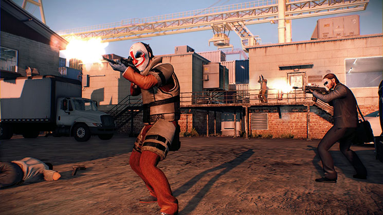 Payday 2 on Nintendo Switch Delivers Tense Heist Action With Uneven Execution