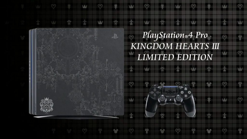 Kingdom Hearts III Gets New Trailer Revealing Pirates of the Caribbean and Limited Edition PS4 Pro