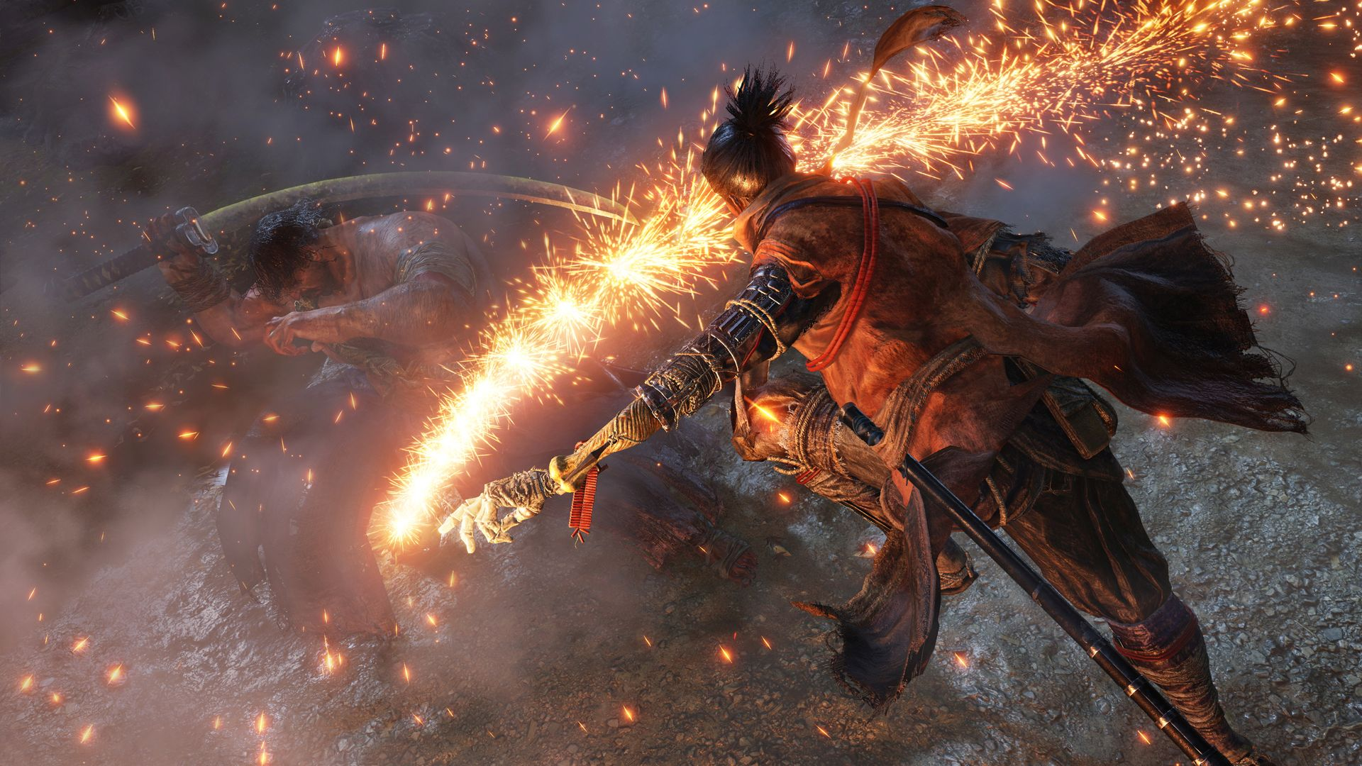 Sekiro Shadows Die Twice By FromSoftware Gets First