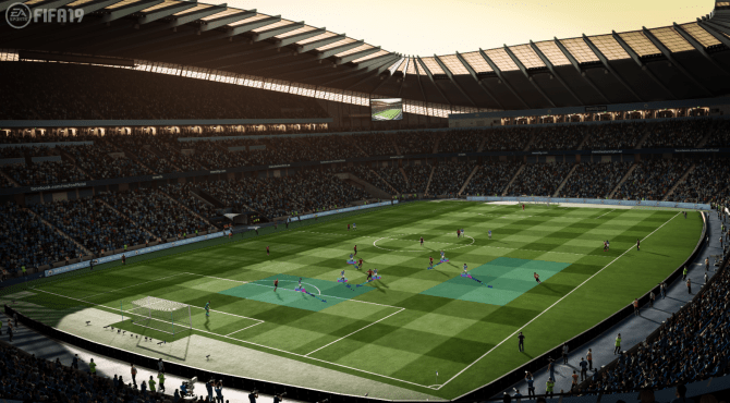 FIFA 19 Interview -- Director and Producer Discuss Ronaldo Transfer, Champions League, and Kick-Off