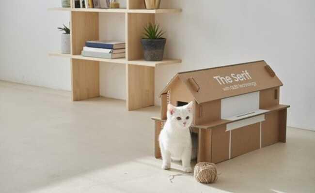 caixas reutilizáveis samsung