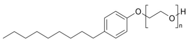 formula química NPE