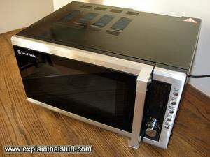 microwave ovens how do they work