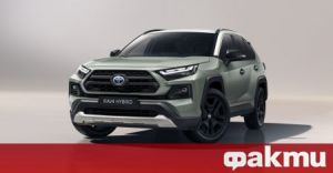 Toyota разкрива Adventure RAV4 – Новини Fakti.bg – Авто