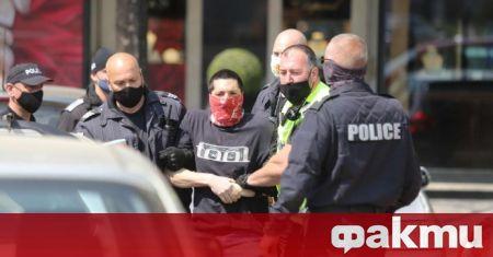 Действие на GCDBOP и SDVR в София, има задържани – ᐉ Новини Fakti.bg – Престъпност