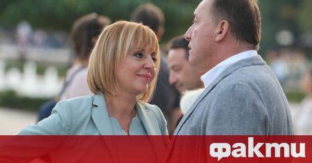 Мая Манолова и съпругът й бяха заснети на вечеря (СНИМКИ) – ᐉ Новини Fakti.bg – Любопитно