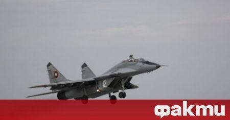 Военен пилот информира дали ракета е ударила майор Терзиев и МиГ-29 – ᐉ Новини Fakti.bg – България