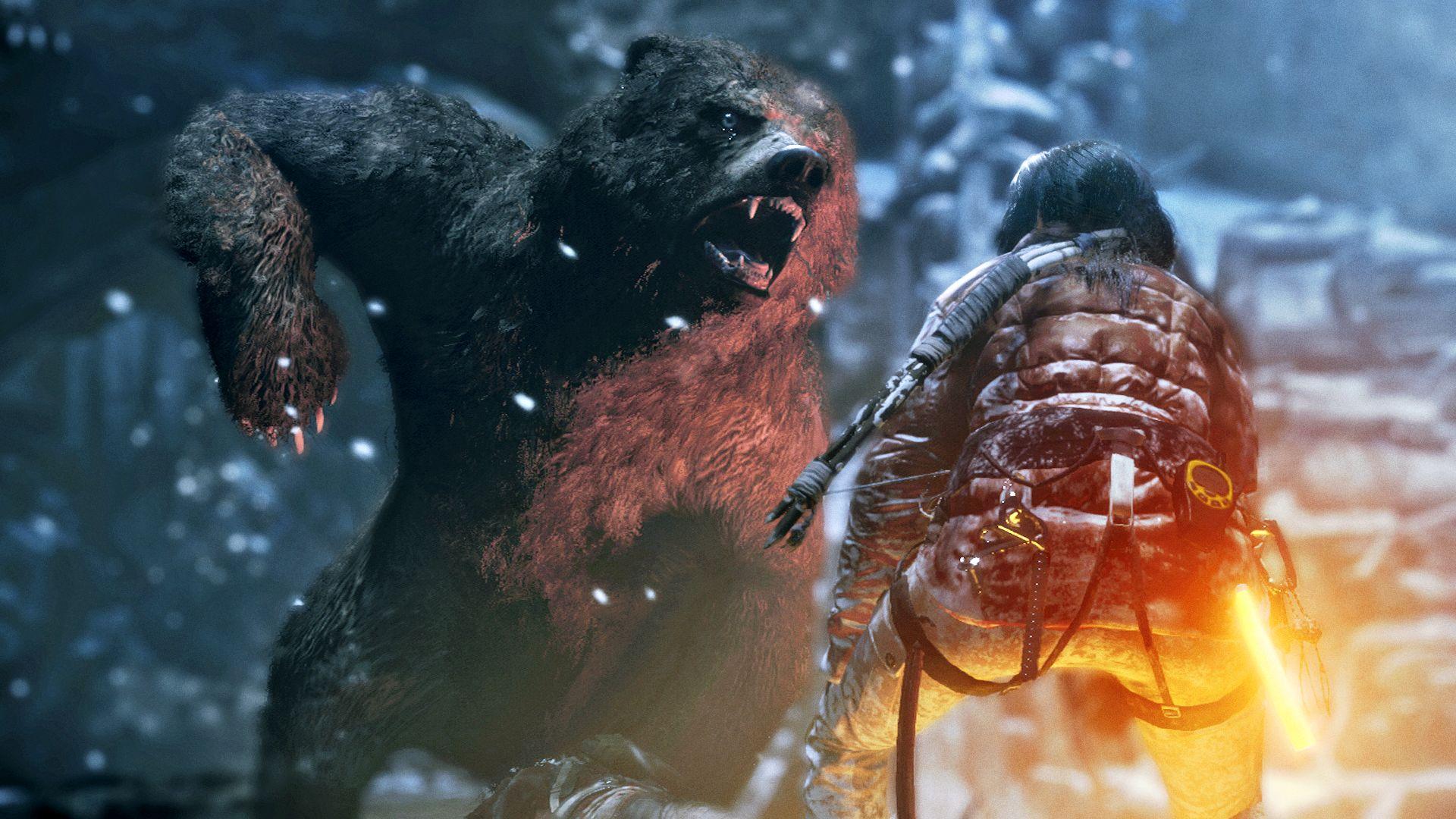 New Rise Of The Tomb Raider 1080p Xbox One Screenshots