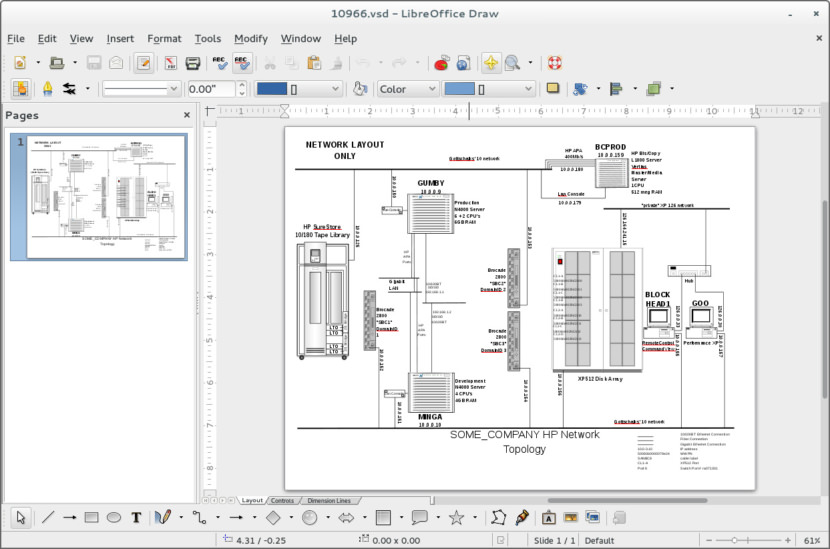 Draw Vs Visio Openoffice