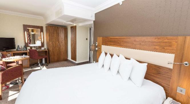 Doubletree By Hilton Hotel Olympia Wa Reception Desk