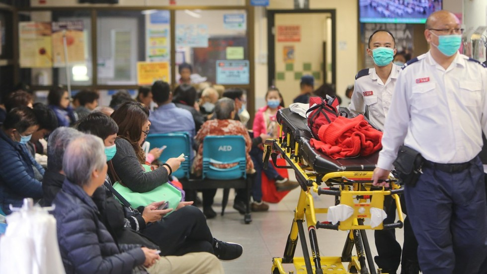 Eight Hour Waits In Emergency Rooms As Hong Kong Hospitals