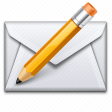 Image result for icon pen and letter