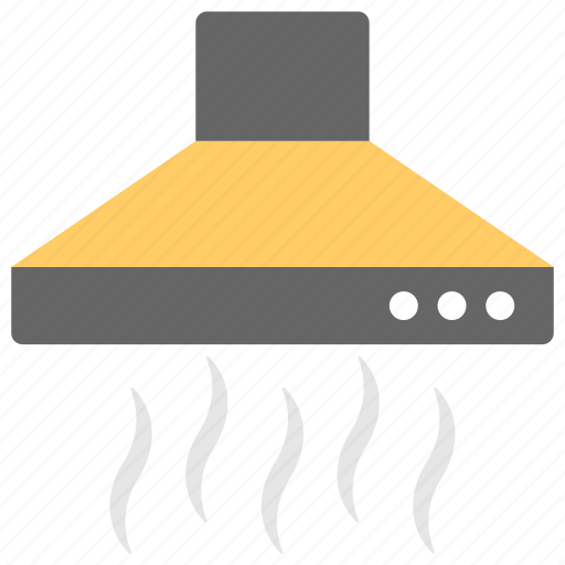 blower cooking electrical chimney exhaust fan smoke icon download on iconfinder