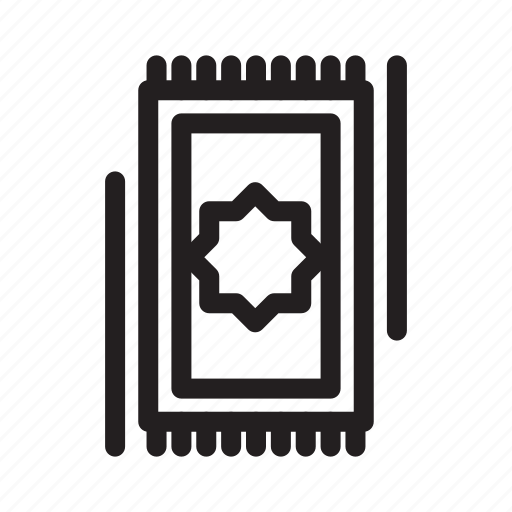 decor decoration seat tapis icon download on iconfinder