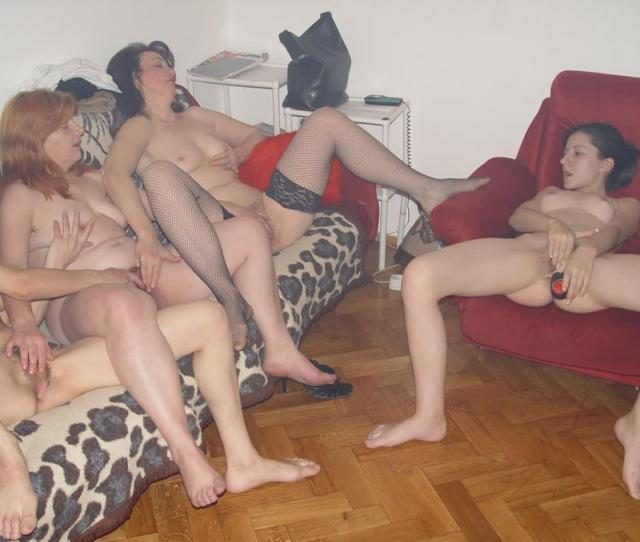 Mother Daughter Lesbian Orgy