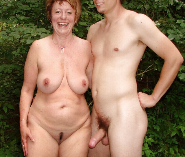Mother And Son Photo Shoot Naked