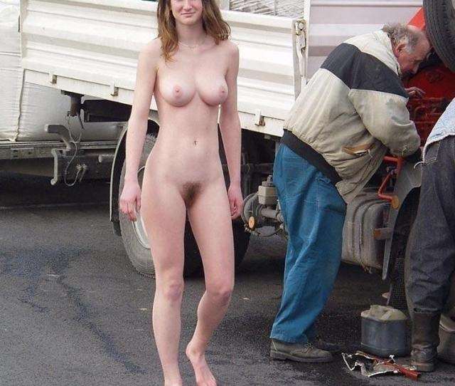 Naked Girls In Public 2