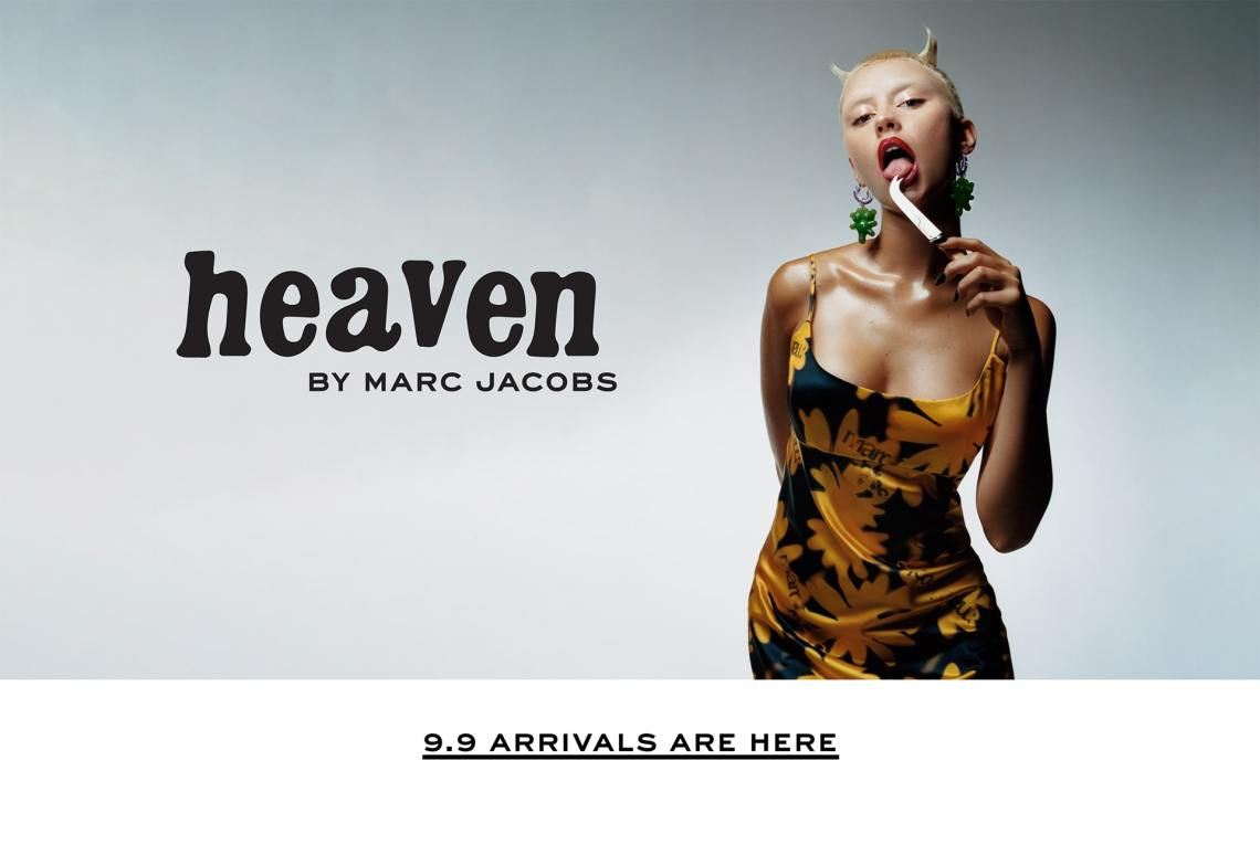 heaven BY MARC JACOBS